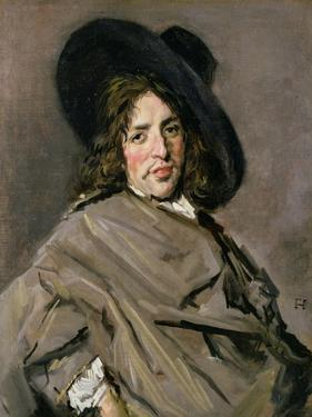 Portrait of an Unknown Man, 1660-63 by Frans Hals