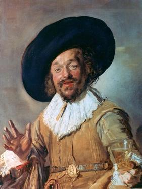 The Merry Drinker, 1628-1630 by Frans Hals