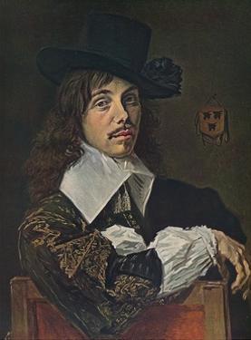 'Willem Coymans', 1645 by Frans Hals