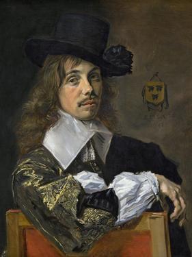 Willem Coymans by Frans Hals by Frans Hals