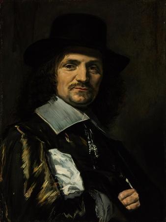 Portrait of the Painter Jan Asselijn (1610-165)