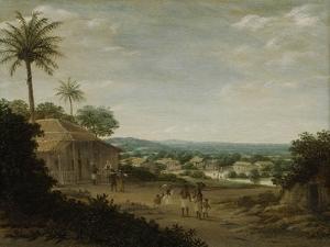 Brazilian Village by Frans Jansz Post