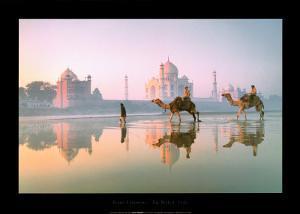 Taj Mahal, India by Frans Lemmens