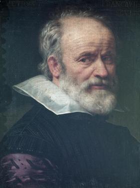 Self Portrait, 1609-1615 by Frans Pourbus II