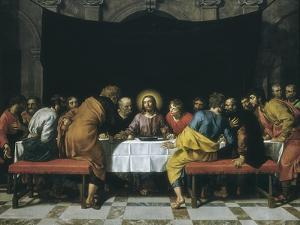 The Last Supper by Frans Pourbus II