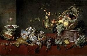 Still Life, First half 17th century by Frans Snyders