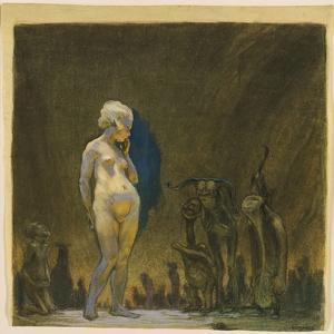 Admiration by Frantisek Kupka