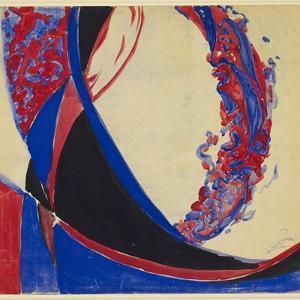 Amorpha Fugue in Two Colors I by Frantisek Kupka