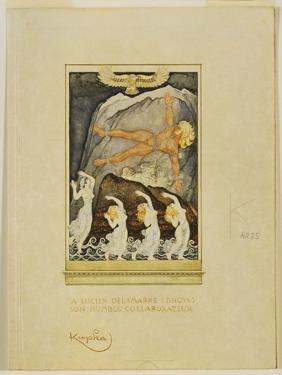 Prometheus by Frantisek Kupka