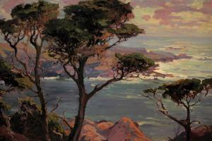 Lonely Headlands, Point Lakes by Franz Arthur Bischoff