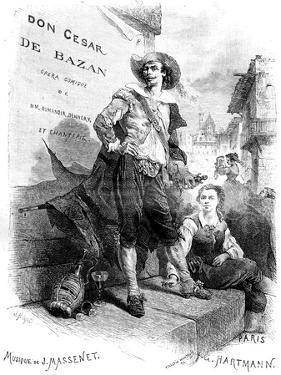 WAGNER - RIENZI Costume by Franz Gaul