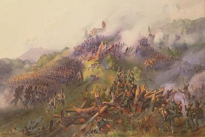 The Battle of Vicenza: the Storming of Monte Berico, June 1848