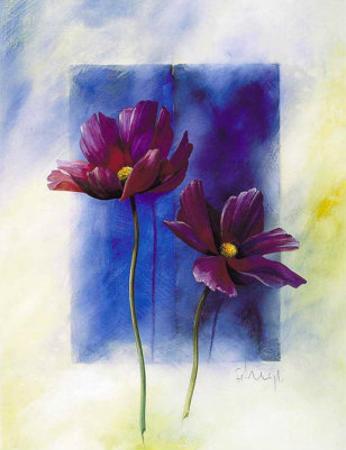Anemones by Franz Heigl