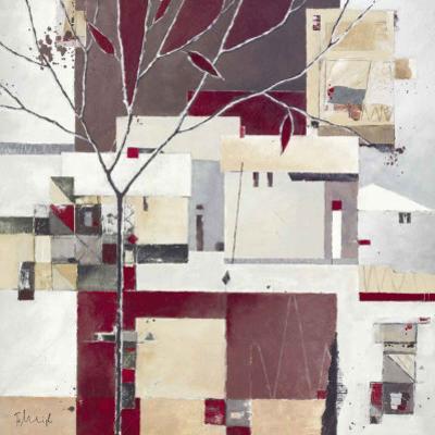 Automn Village I by Franz Heigl