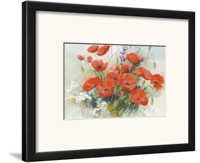 Flower Composition III by Franz Heigl