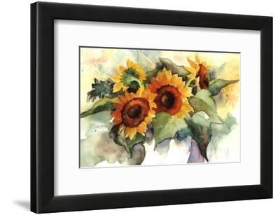 Flower Composition IV by Franz Heigl