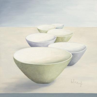 In a Row II by Franz Heigl