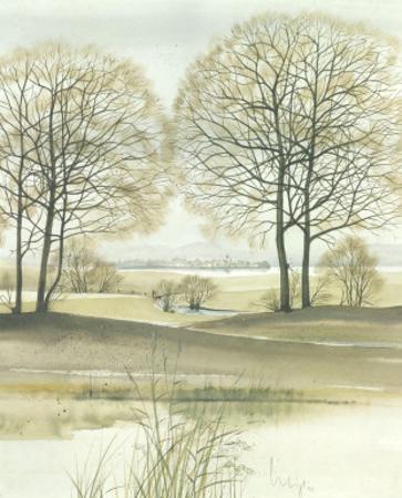 Landscape by Franz Heigl