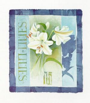 Lilies by Franz Heigl