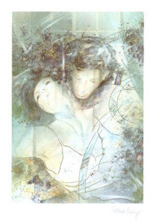 Paare I by Franz Heigl