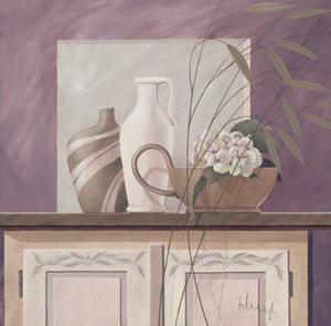 Pastel Colours I by Franz Heigl