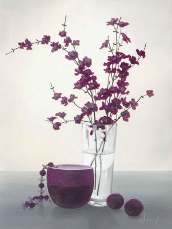 Royal Blossom I by Franz Heigl