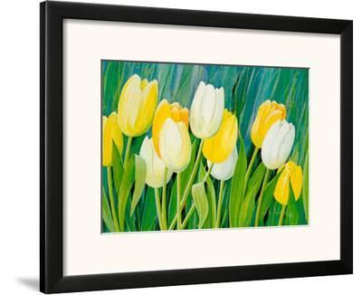 Tulips by Franz Heigl