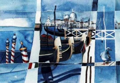 Venice by Franz Heigl