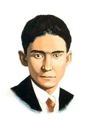 Franz Kafka, Czech Novelist, Early 20th Century
