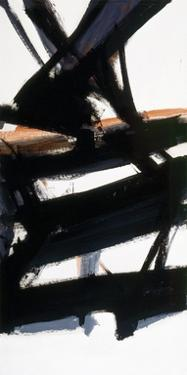 Horizontal Rust by Franz Kline