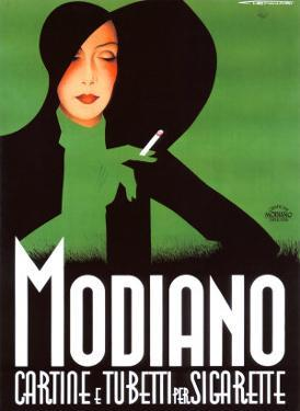 Modiano by Franz Lenhart