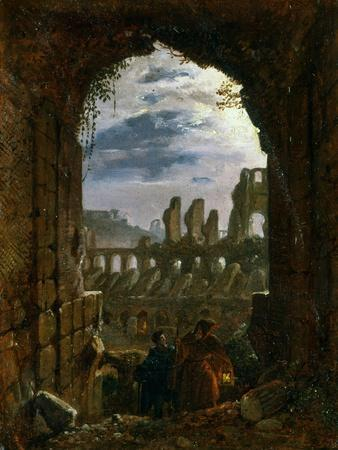 The Colosseum by Moonlight, C.1826-30
