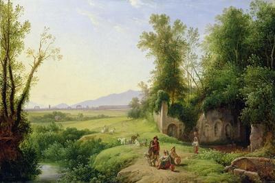 The Grove of Egeria