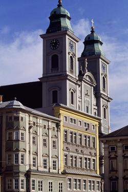 Cathedral of St Ignatius, 1669-1678 by Franz Peter Carlone