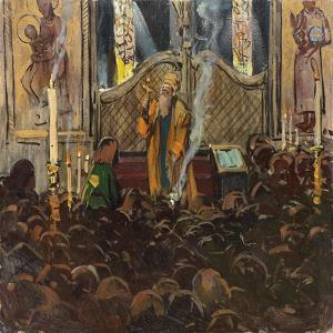Orthodox Mass by Franz Roubaud