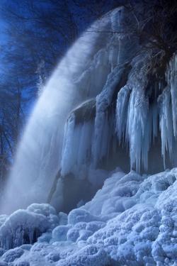 Frozen in the Moonlight by Franz Schumacher