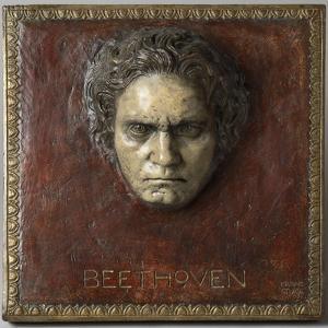 Beethoven by Franz von Stuck