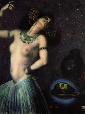 Salome, 1906 by Franz von Stuck