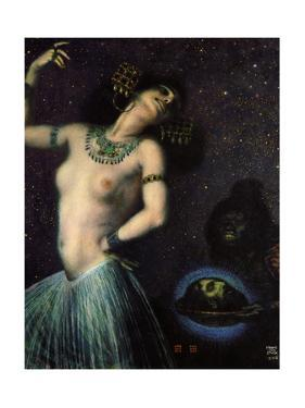 Salome, 1906 by Franz von Stuck