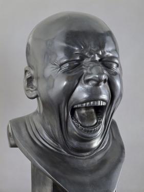 The Yawner by Franz-Xaver Messerschmidt