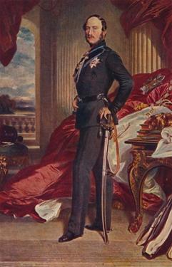 Albert, Prince Consort, 1859 (1906) by Franz Xaver Winterhalter