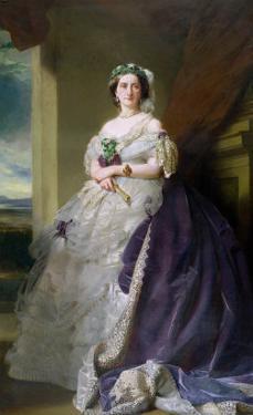 Portrait of Lady Middleton (1824-1901), 1863 by Franz Xaver Winterhalter
