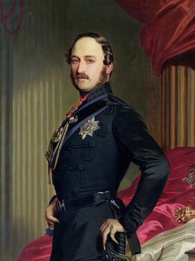 Portrait of Prince Albert 1859 by Franz Xaver Winterhalter