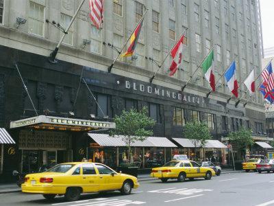 Bloomingdales, New York, USA