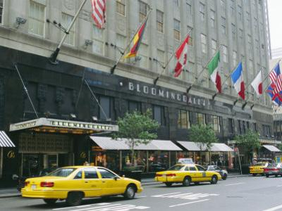 Bloomingdales, New York, USA by Fraser Hall