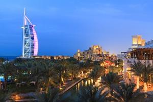 Burj Al Arab, Dubai by Fraser Hall