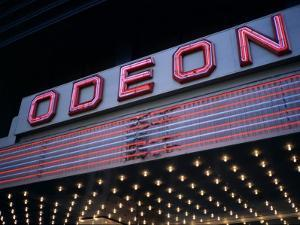 Cinema, Leicester Square, London, England, United Kingdom by Fraser Hall