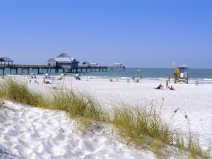 Clearwater Beach, Florida, USA by Fraser Hall