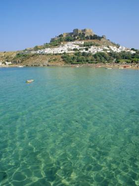 Lindos, Rhodes, Greece by Fraser Hall