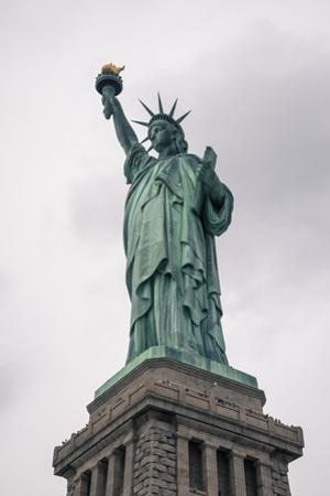 Statue of Liberty, New York City by Fraser Hall